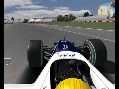 rfactor F1 Fundidora Park