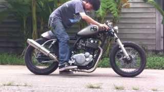 Sr 500 Hyper Bobber Thailand