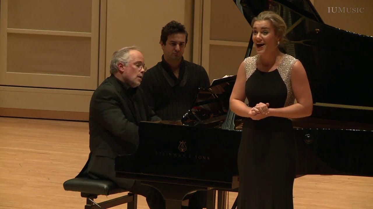 An Evening of Franz Schubert