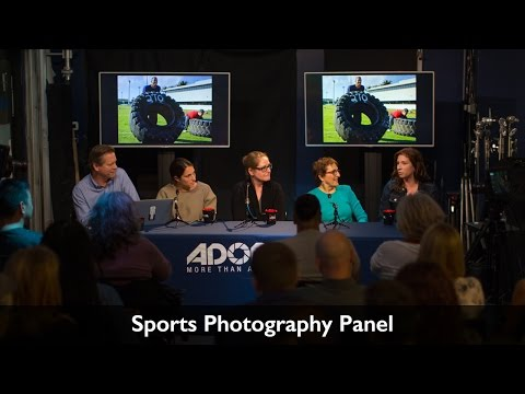 Sports Photography Panel