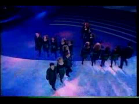 """Riverdance, the Show"" 1995, ""Reel Around The Sun"""