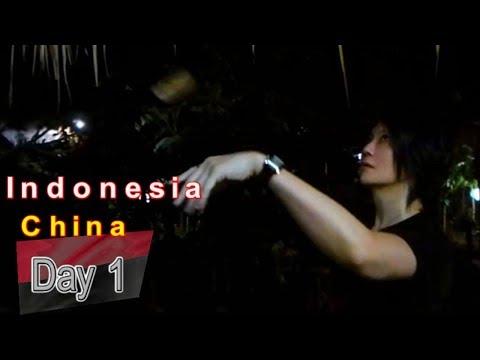 インドネシア旅行,D1,少し中国旅行,Indonesia Travel,Bali,Day and night & China,Shanghai
