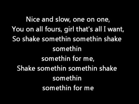 Chris Brown - How low can you go  (Lyrics on screen) karaoke In My Zone
