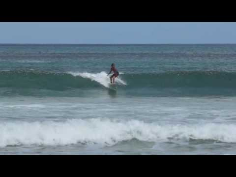 My daily surf routine / Julien / Costa Rica Surfing