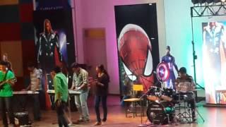 Nenjukkul Peidhidum (Vaaranam Aayiram)   DSMC Band   KIMS 2016   Pon Prabu