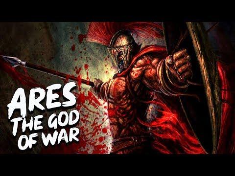 Ares: The God of War (Mars) - Greek Mythology - See U in History