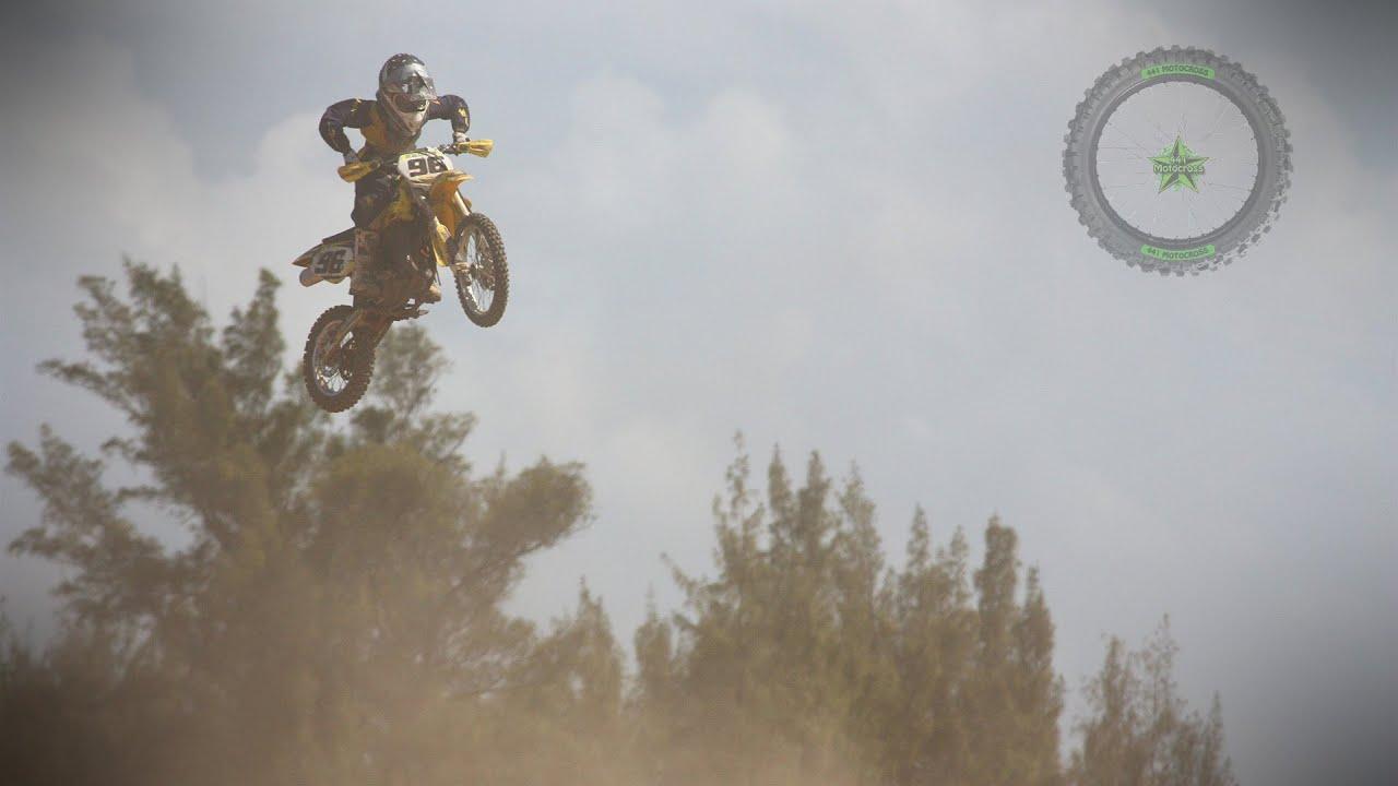 Mini Bikes   Motocross Racing (throwback clip)