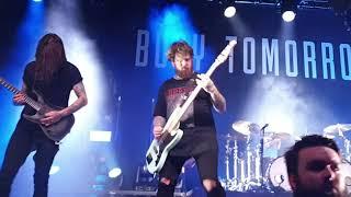 Bury Tomorrow - My Revenge (live @ O2 Academy Manchester 20-12-2019)