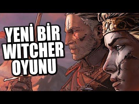 İŞTE YENİ WITCHER OYUNU VE İLK OYNANIŞ VİDEOSU!!1! thumbnail
