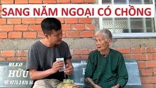Khương Dừa lì xì Tết cho ngoại, không quên kêu ngoại lấy chồng Tây!!!