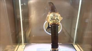 $36,200 MontBlanc Watch- NICOLAS RIEUSSEC CHRONOGRAPH AUTOMATIC