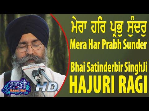 Mera-Har-Prabh-Bhai-Satinderbir-Singh-Ji-Sri-Harmandir-Sahib-06-March-2019-Lajpat-Nagar