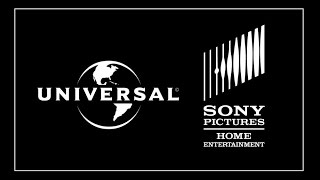 Fake Universal Sony Pictures Home Entertainment Logos