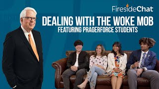 Fireside Chat Ep. 175 - Dealing With the Woke Mob