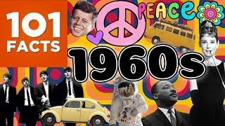 101 Facts About The 1960s