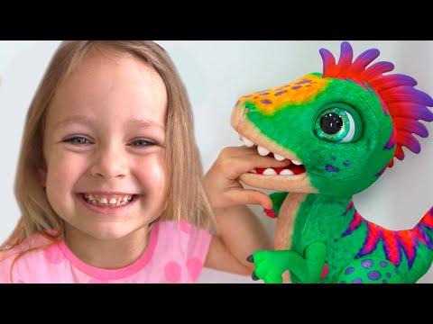 Видео: Колыбельная для игрушек - Детская песня. Песни для детей от Майи и Маши