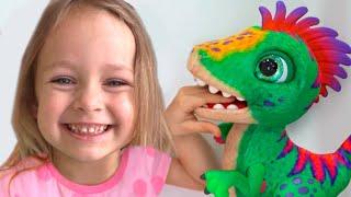 Колыбельная для игрушек - Детская песня. Песни для детей от Майи и Маши