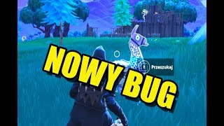FORTNITE A NEW BUG THAT WILL HELP YOU WIN THE GAME!!! | Fortnite Battle Royale Bugs