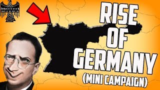 The Rise of Germany! Hearts of Iron 4 Fuhrerreich (Mini Campaign #1)