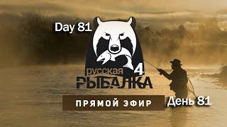 Игра Русская Рыбалка 4 День 81 Russian Fishing Game 4 Day 81