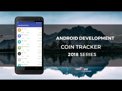 Android Development Tutorial - Cryptocurrency Tracker