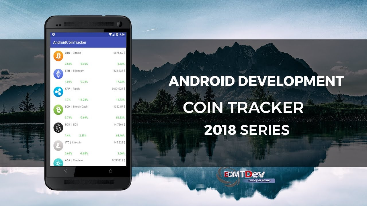 cryptocurrency tracker app