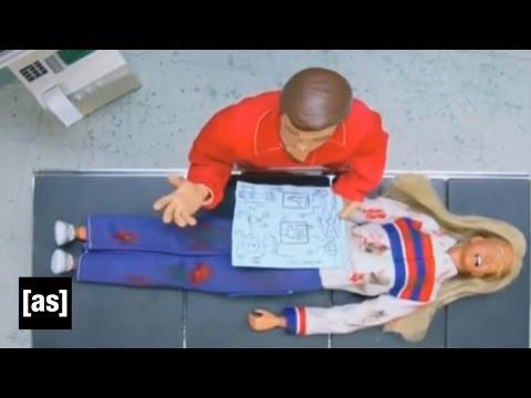 Rebuild The Woman | Robot Chicken | Adult Swim