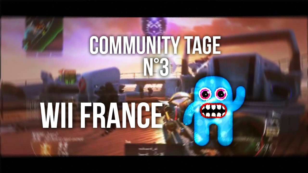 Community Tage N°3 ! Spécial Wii U ! Par Nova Et Romsy !