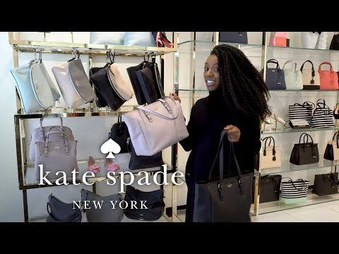 the january collection | january new arrivals | talking shop with niesha | kate spade new york