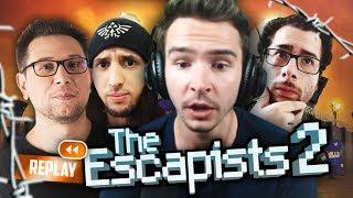 The Escapists 2 avec Jiraya, Xari & Zank