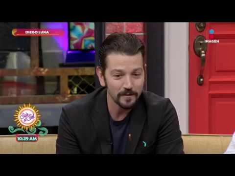 Diego Luna presenta la iniciativa 'El día después' | Sale el Sol