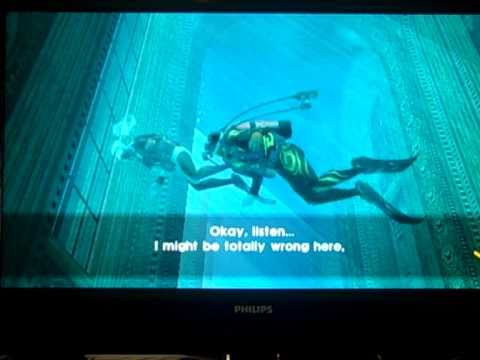 Endless Ocean 2 - Anomalocaris
