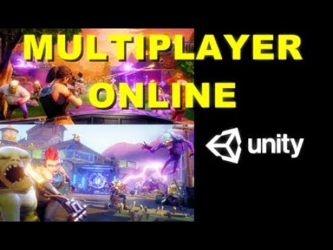 Tutorial Unity Multiplayer Online - #3- Android | IOS | PC | HTML