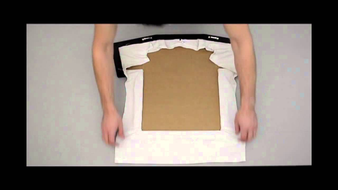 T-Shirt Frame - YouTube