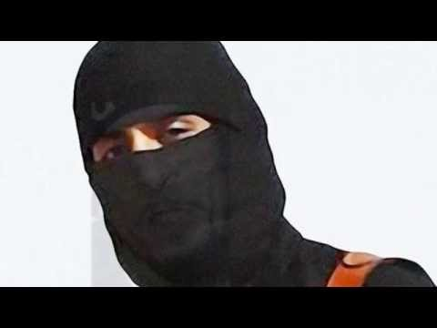 The James Foley Killer unmasked - Abdel-Majed Abdel Bary aka as L Jinny Lyricist Jinn