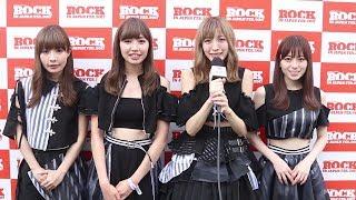 8月11日、国内最大の野外音楽フェスティバル「ROCK IN JAPAN FESTIVAL ...