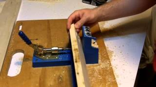 How To Build A Wooden Bench The Easy Way - Chief's Shop