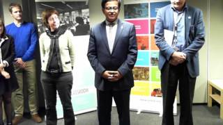 UNITAR ED Commemorates Paris Agreement Entering Into Force