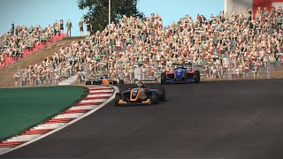 Project Cars 2 PS4 Pro Gameplay Formula 10 Months Ago