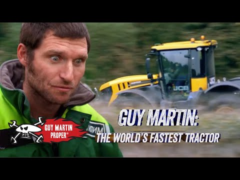Guy recalls all of his world record speed challenges | Guy Martin Proper