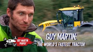 Guy recalls all of his world record speed challenges   Guy Martin Proper