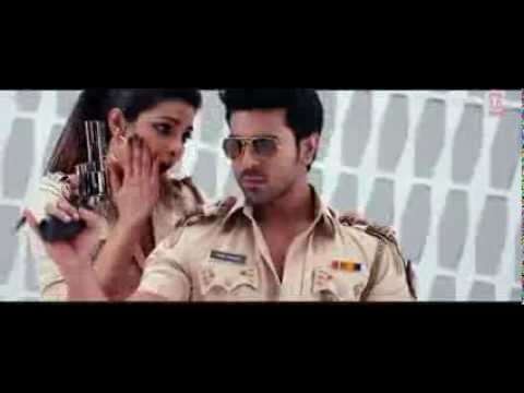 Mumbai Ke Hero Song Zanjeer Movie Hindi)  Ram Charan, Priyanka Chopra