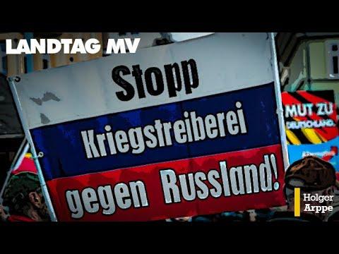 Kriegstreiberei gegen Russland stoppen!