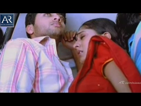 Sheela and Navdeep in Bus | Seethakoka Chiluka Movie Scenes | AR Entertainments thumbnail
