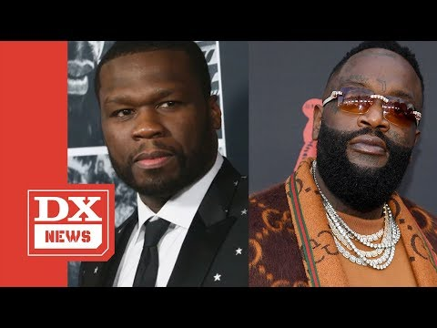 50 Cent Drags Rick Ross Over Correctional Officer Past
