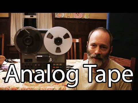 Analog Tape Recording vs. Direct to Digital Shootout