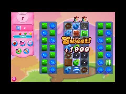 Candy Crush Saga - Level 3237 ☆☆☆