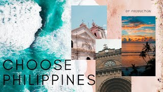 Choose Philippines | It's More Fun In The Philippines