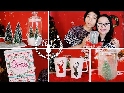 ❄ DIY Идеи подарков на Новый год! + Конкурс! *(◦^▽^◦)* Декс Ким