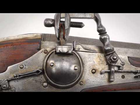 Guns: The Invention of Gunpowder